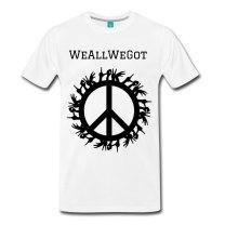 weallwegot-peace-and-love-mens-t-shirt-men-s-premium-t-shirt